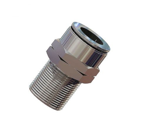 Male Adapter 3/8 Inch x 3/8 Push Lock Pack of - 5